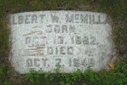 Albert Walter McMillan