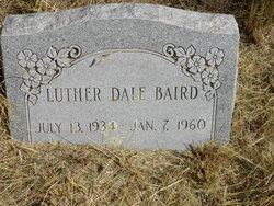 Luther Dale Baird