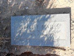 George F Bentley