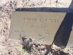 Edwin Earl Boles