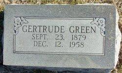 Gertrude <i>Homer</i> Green