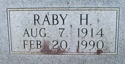 Raby Henry Skelton