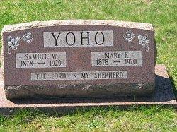 Mary F. Yoho