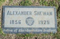 Alexander Shewan