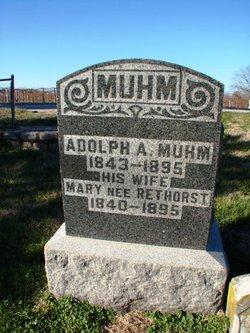 Adolph A Muhm