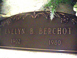 Evelyn Claypool <i>Mergel</i> Berchot
