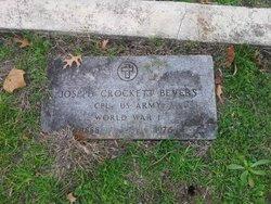 Joseph Crockett Bevers