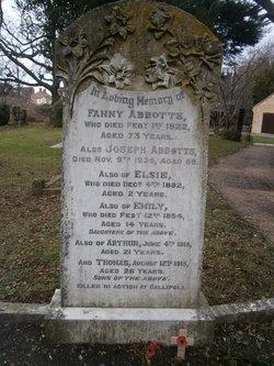 Fanny Abbotts