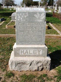 William Earl Earl Haley