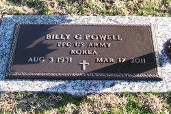 Billy G Powell