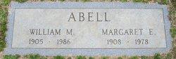 Margaret Edna <i>Hevie</i> Abell