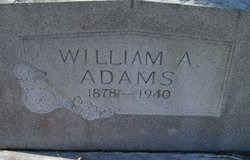 William A. Adams