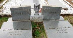 Mamie <i>Akins</i> English