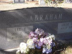 Lee Hamilton Abraham