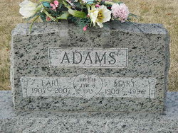 Earl Joseph Adams