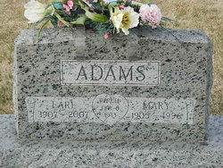 Mary C <i>Martin</i> Adams