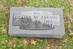 Lillian M. Abrams