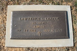 Larry Lawrence Leazer