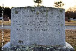 John C Kingsford