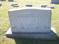 Edna Alberta <i>Boyer</i> Anderson