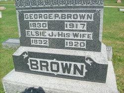 Elsie J. <i>Haner</i> Brown
