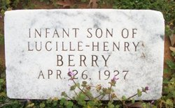 Infant Son Berry