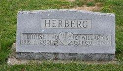 Helen Louise <i>Nelson</i> Herberg