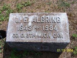 Edgar John Albring, Sr