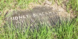 Sidney Blackwell