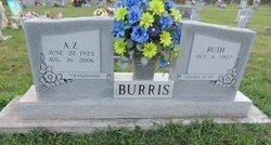 A.Z. Burris