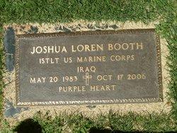 Lieut Joshua Loren Booth
