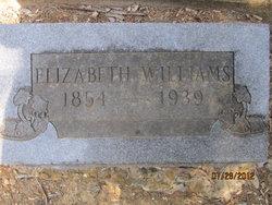 Elizabeth Missouri <i>Sudderth</i> Williams