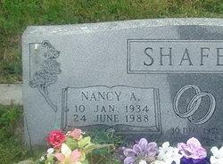 Nancy A. Shafer