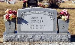 John Lester Snyder