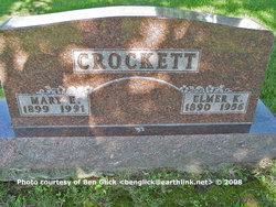 Mary Elizabeth <i>Bean</i> Crockett