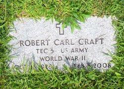 Robert Carl Craft