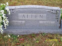 Daniel Reece Allen