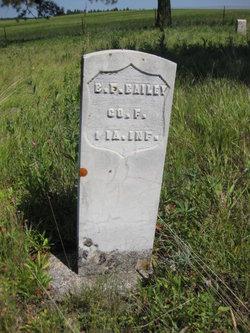 B F Bailey