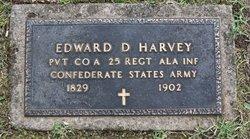 Edward Demosthenes Harvey