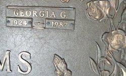 Georgia <i>Baysinger</i> Adams