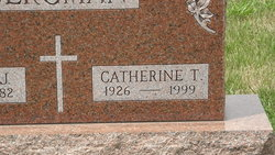 Catherine Theresa <i>Homan</i> Bergman