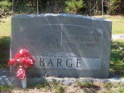 John William Barge