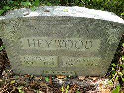 Robert Franklin Heywood