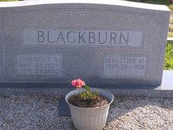 Ernestine <i>Maney</i> Blackburn