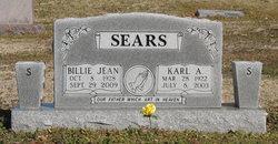 Billie Jean Sears