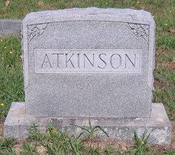 Eliza Jane <i>Pollard</i> Atkinson