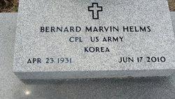 Bernard Marvin Helms