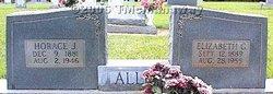 Elizabeth <i>Gregory</i> Allen