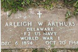 Arleigh Warren Bob Arthurs