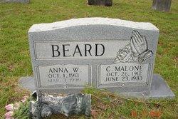 Anna <i>Williamson</i> Beard